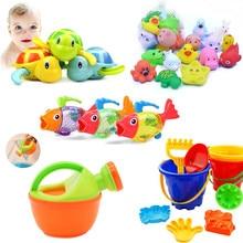 さまざまなスタイルのかわいいお風呂のおもちゃベビーバスシャワーツール水のおもちゃ子供のためのバスのおもちゃ知育玩具