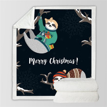 Christmas Blanket Flannel Printed Snowman Anta Claus Customizable White Blankets for Beds for Sofa брюки спортивные anta anta mp002xw0wrqq