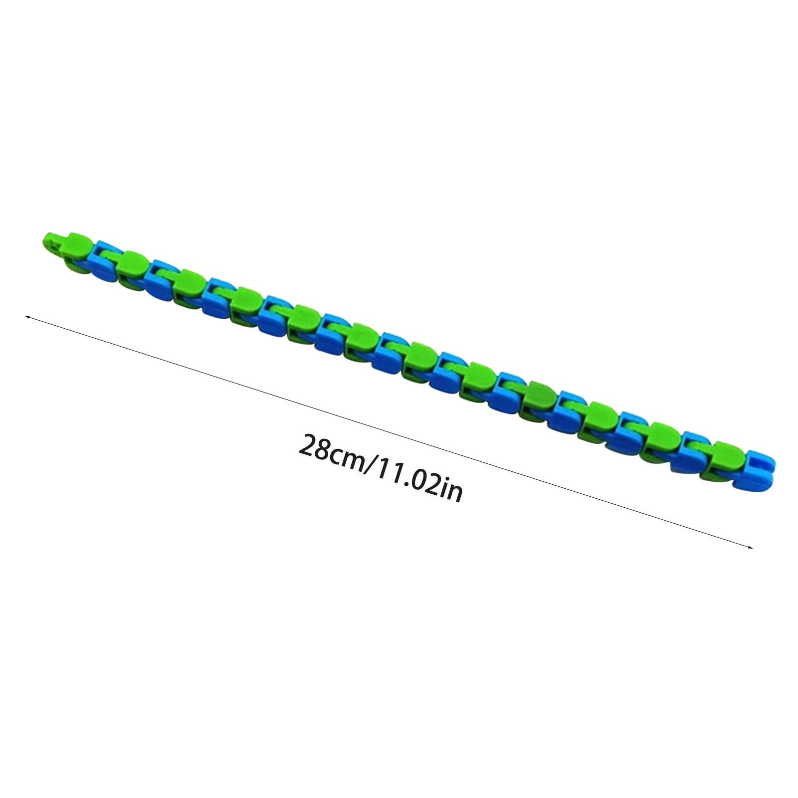 Fidget-Toys Stress Tangle Relief-Rotate Sensory Colorful Shape 24-Bit Puzzle Zabawki img2