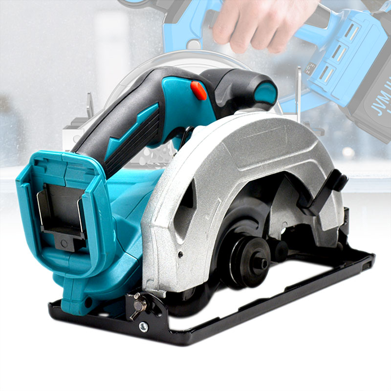 180mm Electric Circular Saw Power Tools Dust Passage 5000RPM Multifunction Cutting Machine For Makita 18V Battery