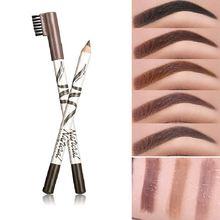 Брендовый женский макияж карандаш для бровей эскизный маркер