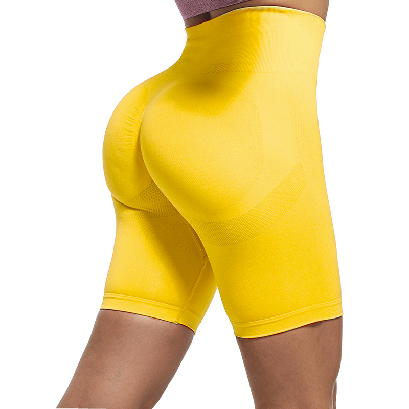 Short New Yellow