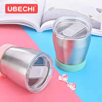 304 Double Layer Household Stainless Steel Cup Children Drinking Cup Insulated Cold Drinking Water Duo Yong Bei Baby Hot Cup|Lifting Tools & Accessories| |  -
