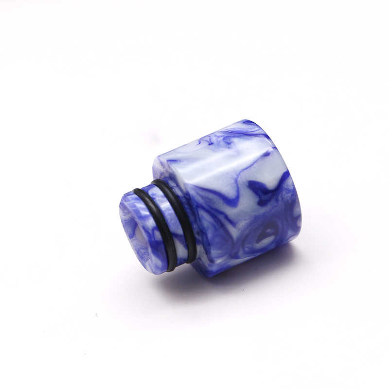 Nhựa Nhỏ Giọt Đầu 510 Thuốc Lá Điện Tử Giá Đỡ Kẹp Miệng Cho 510 Sợi Cơ Quan Ngôn Luận Xe Tăng Epoxy RDA RTA Atomizer