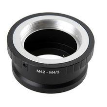 цена на 1 PCS M42 Lens to micro 4/3 M4/3 adapter EP1 EP3 EPL1 EPL2 EPL3 G1 GF1 GH1 M42-M43