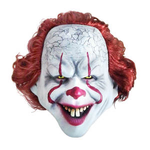 Adult Halloween Joker It-Clown Present Gift Movie Cos Cosplay Anime Custome King's Children