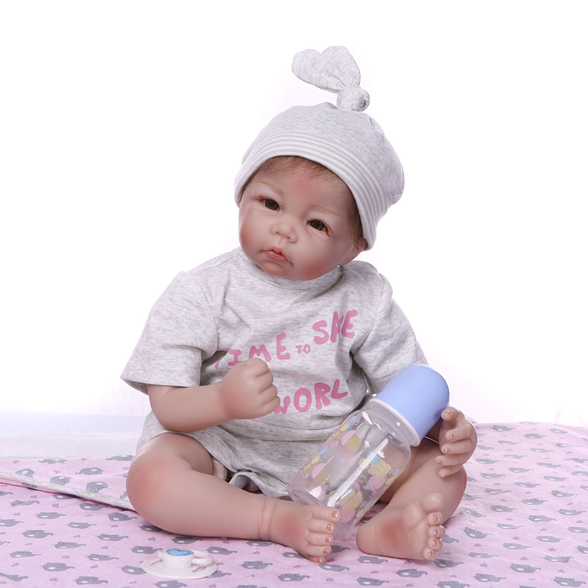 NPK Brand Genuine Product High Quality Handmade Doll Hot Selling Electricity Supplier Supply Of Goods Non-mainstream Blue Ocean