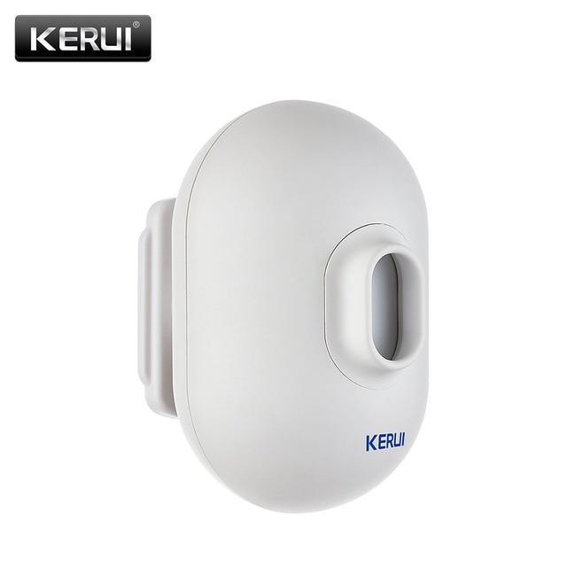 KERUI P861 Impermeabile Allaria Aperta PIR Sensore di Movimento del Rivelatore Driveway Garage Antifurto Anti furto di Allarme Per La Sicurezza del Sistema di Allarme