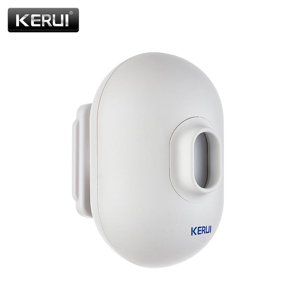 KERUI P861 Outdoor Waterproof PIR Motion Sensor Detector Driveway Garage Burglar Anti-theft Alarm For Security Alarm System