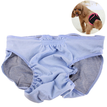 Dog-Diaper Dog-Sanitary-Pantie Pet-Cleaning-Supplies Dogs Female Reusable for Pure-Cotton