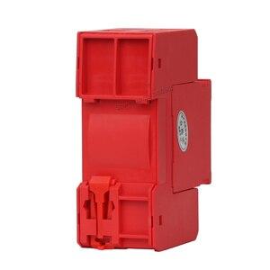 Image 5 - SPD DC 1000V 800V 500V 20KA 40KA 2P House Surge Protector Protective protection din rail Low voltage Arrester Device