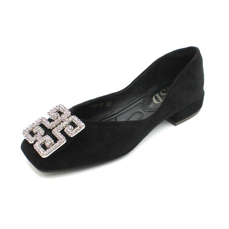 Senhoras da moda salto alto feminino zapatos mujer bombas de dedo do pé quadrado mulher sapatos festa tornozelo cinta bombas 2020 verão sandálias