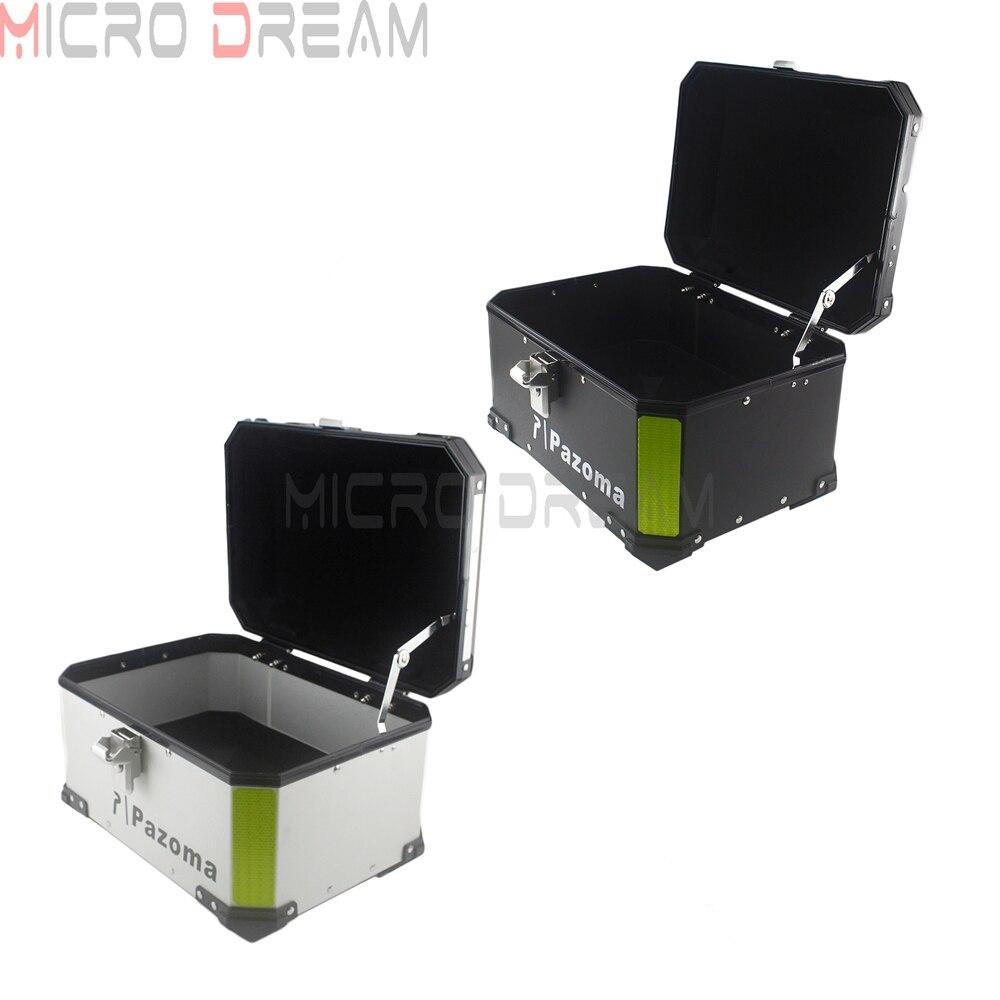 caixa da cauda de aluminio caso moto 02