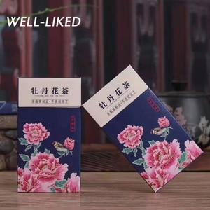 Hot Selling 1 Pack Peony Tea Cigarette Fine Tea Herbal Cigarettes Women Men Healthy Cigarettes No Nicotine & Tobacco(China)