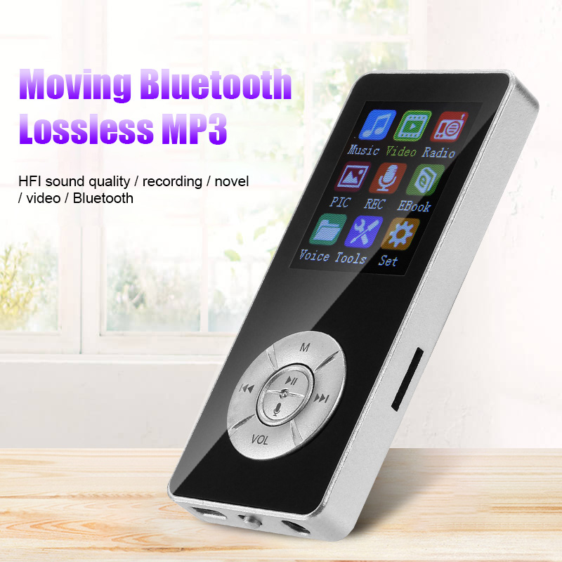 Multifunctional Lossless Music Player MP3 HIFI Sound Quality Music Player VH99