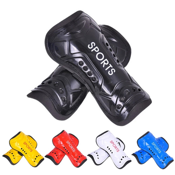 1Pair Shin Guards Pad Soccer Football Shin Guards Pads Shinguard Protector Ankle Boys Youth 5 Color image