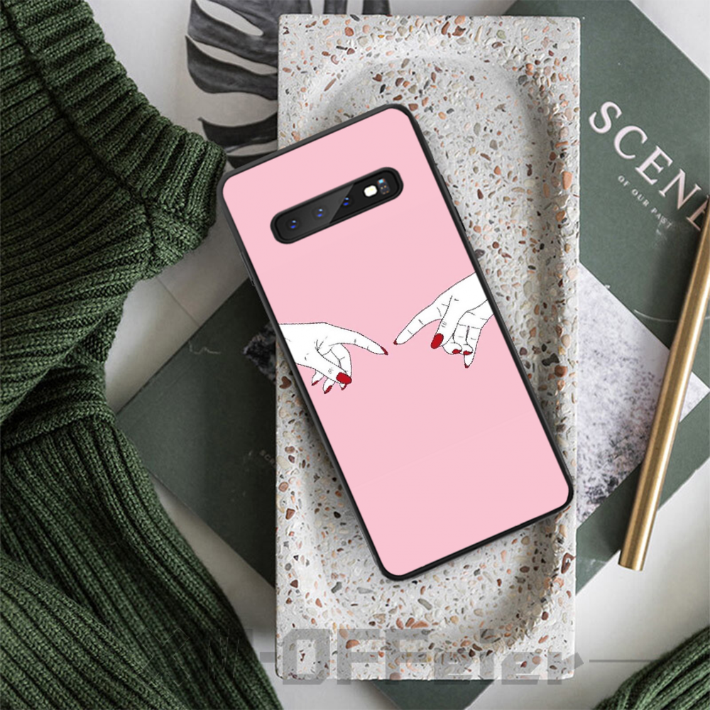 Viviana We will always be best friends BFF Phone Case for Samsung