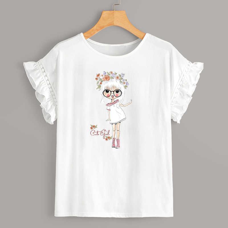 น่ารักสาว Parches ความร้อน Washable สติกเกอร์ DIY CUSTOM Patches Iron-ON Decals แพทช์สำหรับเสื้อผ้าเด็กสติกเกอร์