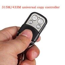 Universa 433 MHZ nouvelle télécommande de clonage pour voiture portes électriques télécommandes de porte de Garage RF 4 canaux clonage électrique