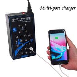 Szybkie ładowanie telefon komórkowy do wielu portów porowate ładowarka USB plug-w wielu głowy interfejs plug-in gniazdo ładowarki ładowania