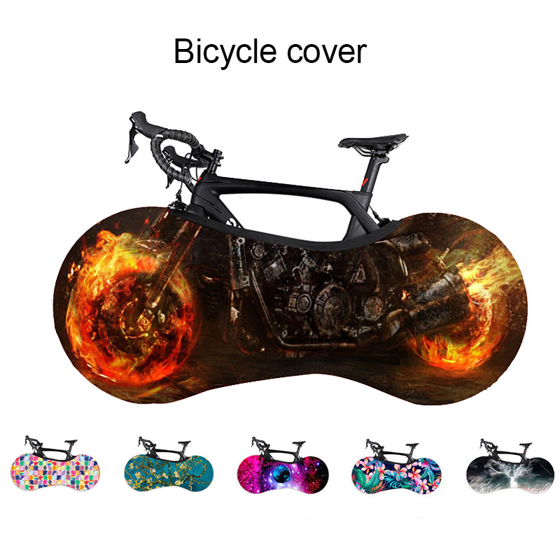 Bike Protector Cover Mtb Road Fiets Accessoires Anti-Dust Wielen Frame Cover Scratch-Proof Opbergtas 158*62Cm Bike Cover