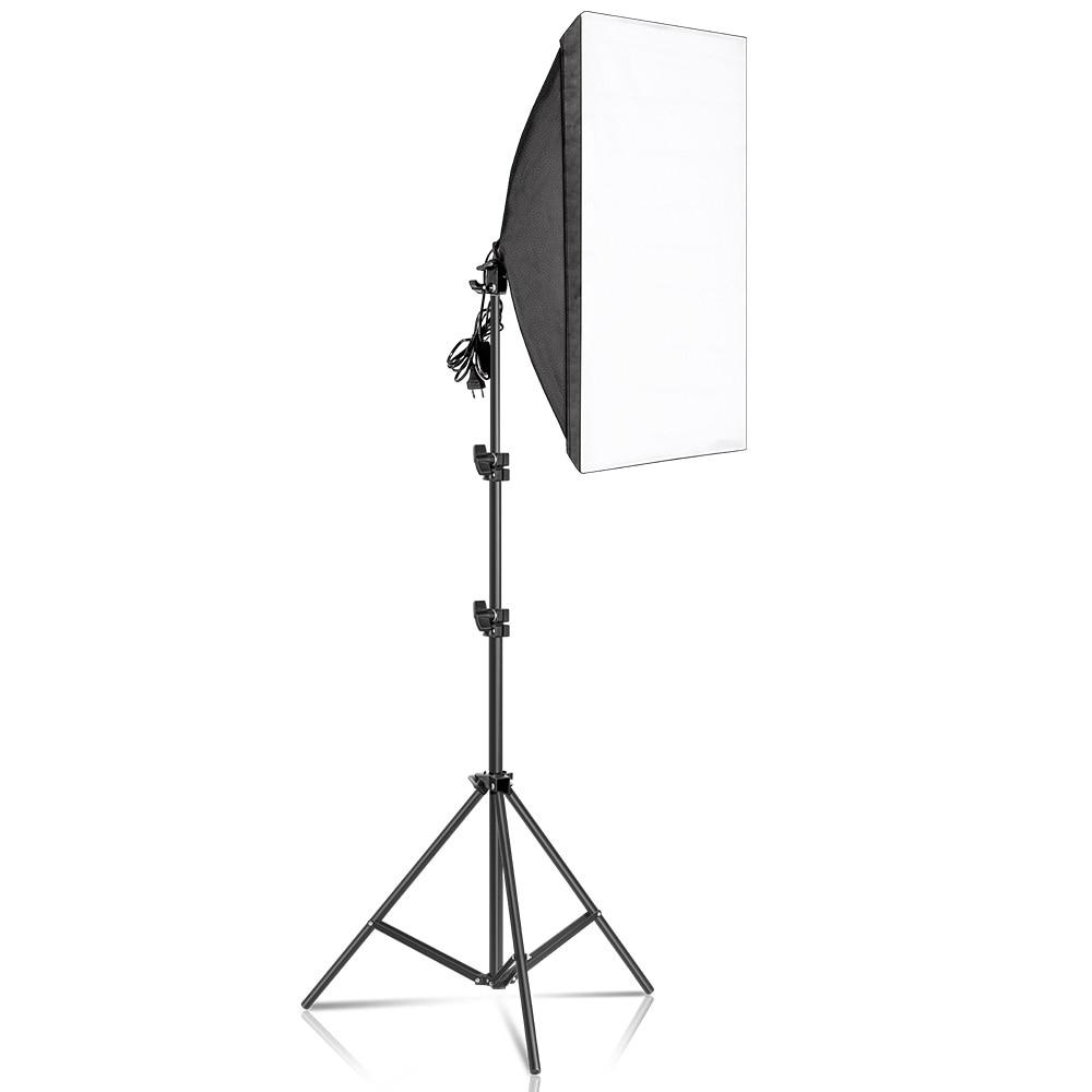 Fotograafia softboxi valgustuskomplektid 50x70cm professionaalse - Kaamera ja foto