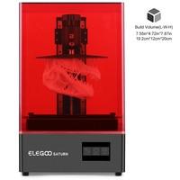 ELEGOO SATURN Mono MSLA stampante 3D fotocellula UV 4K stampante 3D LCD 8.9 pollici 4K stampante 3D in resina LCD monocromatica 192*120*200mm
