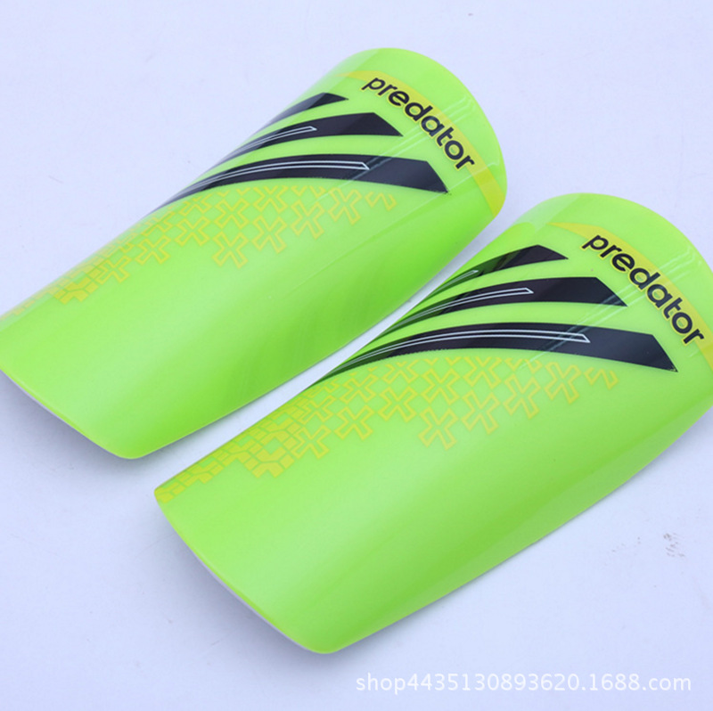 Adult Children Football Sports Shin Pads Football Greaves Crus Supporter Power Strip Shin Pads