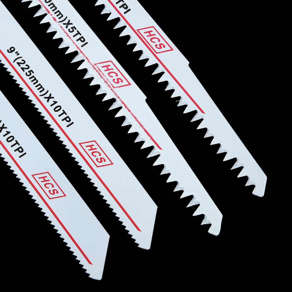 8pcs/set Reciprocating Saw Blades Electric Sawzall Hackzall For Dewalt,For Bosch,For Flex,For Makita,For Metabo,For Skil