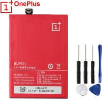 Original OnePlus Replacement Phone Battery BLP571 For 1+1 1 Genuine With Free Tools 3100mAh
