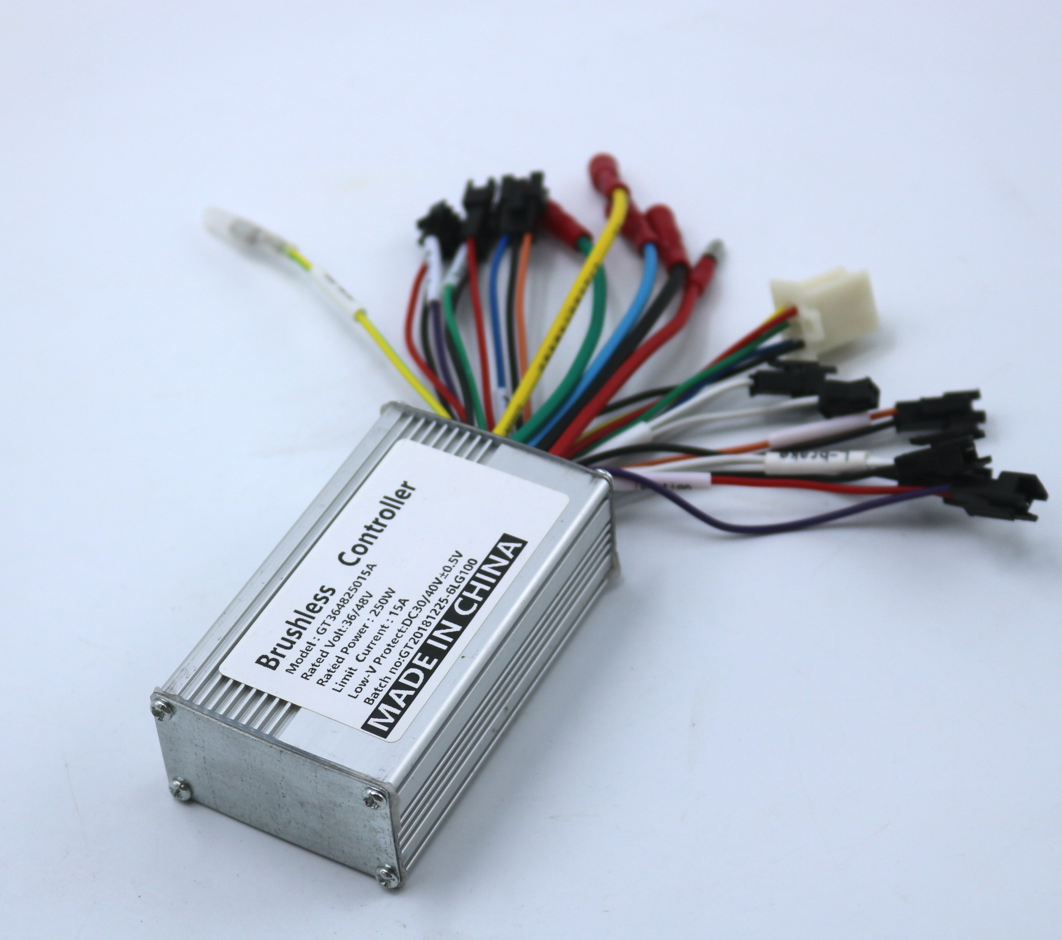 GREENTIME High Quality 36V 250W E-bike Brushless Motor Controller BLDC Motor Driver