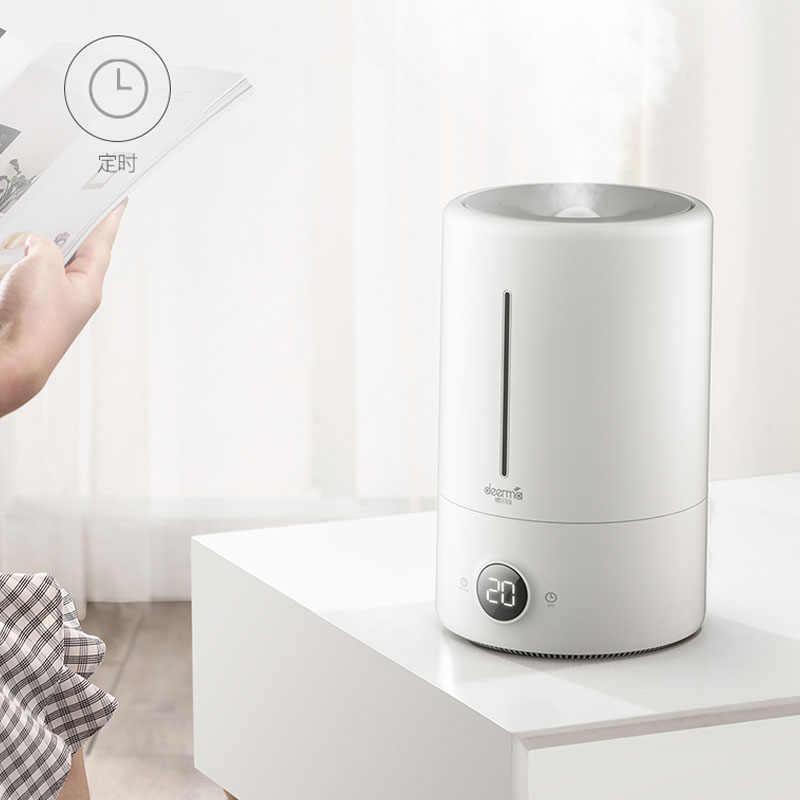 Оригинальный увлажнитель воздуха Xiaomi Deerma 5L Бесшумный ультразвуковой Ароматический диффузор бытовой тумана Fogger очищающий увлажнитель масла