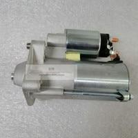 Automotive 5 cylinder engine starter motor 2004 vol voS40 V50 C70 v40 s50 Ignition starter drive motor