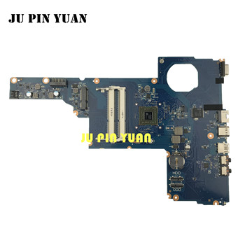 JU PIN YUAN 730671-501 730671-001 mainboard For hp 2000 1000 450  laptop motherboard All functions fully Tested