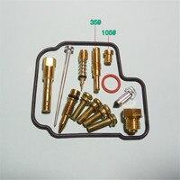 4 Sets Motorcycle Carburetor Repair Kits Motorcycle Carburetor Repair Rebuild Kit Set For Honda NC23 CBR400RR CBR23