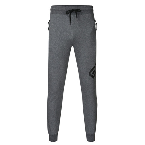 Gyms Black Sweatpants Joggers Skinny Pants Men Casual Trousers Male Fitness Workout Cotton Track Pants Autumn Winter Sportswear Karachi