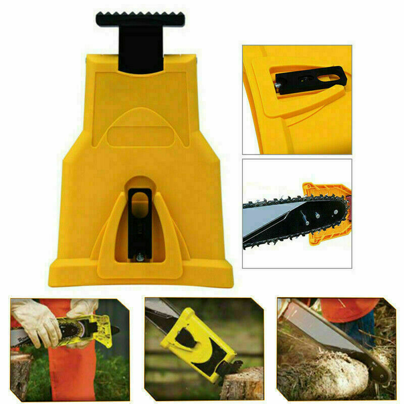 Chainsaw Teeth Sharpener Sharpens Chainsaw Saw Chain Sharpening Tool System Abrasive Tools(China)