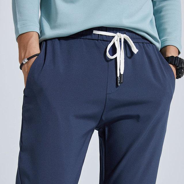 2020 Men Casual Sweatpants Fitness Men's Sportswear Joggers Pants Cotton New Male Blue Gray Gyms Trousers Pantalones Hombre 39