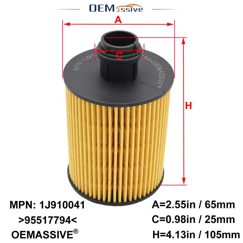 Details about  /BOSCH Oil Filter Insert Fits CHEVROLET Malibu OPEL Insignia Zafira SAAB 2008