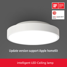 Yeelight update version Smart Ceiling Light Lamp 320 Remote Mi APP WIFI Bluetooth Control Smart LED Color Dustproof fit Homekit cheap CN(Origin) update LED Ceiling lamp Ready-to-Go Flashing MAGNETIC smart home 2 Channels piece 1 9kg (4 19lb ) 35cm x 35cm x 10cm (13 78in x 13 78in x 3 94in)
