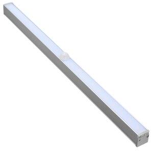 Image 2 - Mayitr 20 LED اللاسلكية خزانة ضوء الليل مستشعر حركة بالأشعة تحت الحمراء ليلة ضوء الطوارئ خزانة خزانة ليلة ضوء المصباح