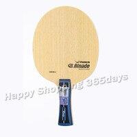Original NEW Yasaka Alnade Liang Jinkun 5 Arylate Carbon ALC Long 3 Wood Professional Table Tennis Blade