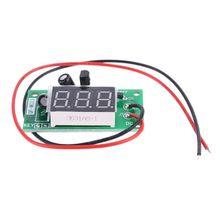Counter-Module Accumulator Display Digital-Tube Power-On DC 12V Trigger Red 3-Bit