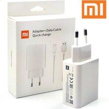 Chargeur Turbo dorigine Xiaomi 27W MI 10 ue adaptateur de Charge rapide câble Usb Type c pour Redmi Note 8 9 9s k30 pro mi10 pro mi9T