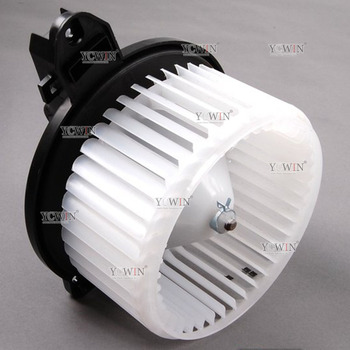 YCWIN HVAC Blower Motor URO Parts  For Audi A6 RS6 S6 Allroad Quattro HVAC Blower Motor Nissens 4B1820021B