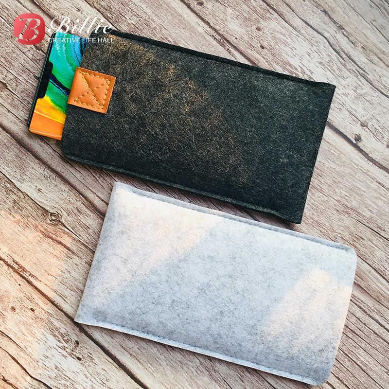 สำหรับ HUAWEI Mate 30 กรณี Pro, สำหรับ HUAWEI Mate 30 6.63 ULTRA-บาง Handmade Wool Felt โทรศัพท์สำหรับ Mate 30 ฿อุปกรณ์เสริม