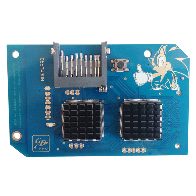 Professional Optical Drive Board for SEGA Dreamcast GDEMU Pro Game Machine Replacement Simulation Drive Motherboard Parts