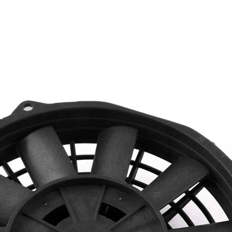 "8 ""Inch Mini Kipas Angin Listrik 12V Radiator Minyak Pendingin Mobil Truk ATV Perahu"