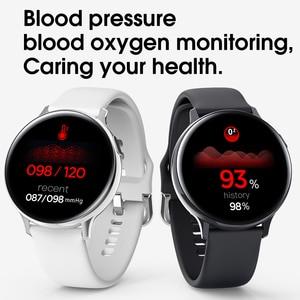 Image 4 - Timewolf 2020 Smart Horloge Bluetooth Call IP68 Smartwatch Full Touch Screen Smart Horloge Voor Android Telefoon Iphone Ios
