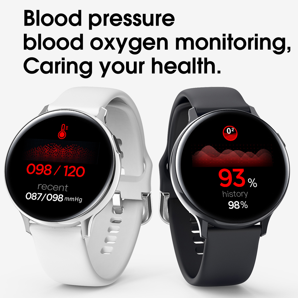 lowest price Bluetooth Fit Blood Pressure Watch Cell Phone Tracker Fitness Bracelet Alarm Clock Activity Woman Man Smartwatch For IOS Android